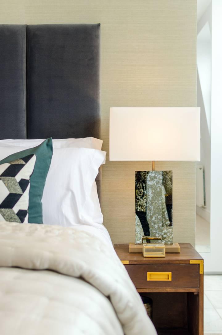 Master Bedroom in SW6