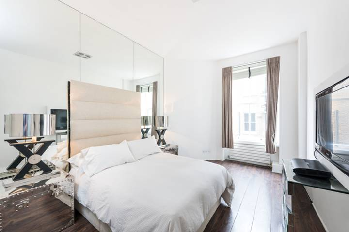 Second Bedroom in SW3