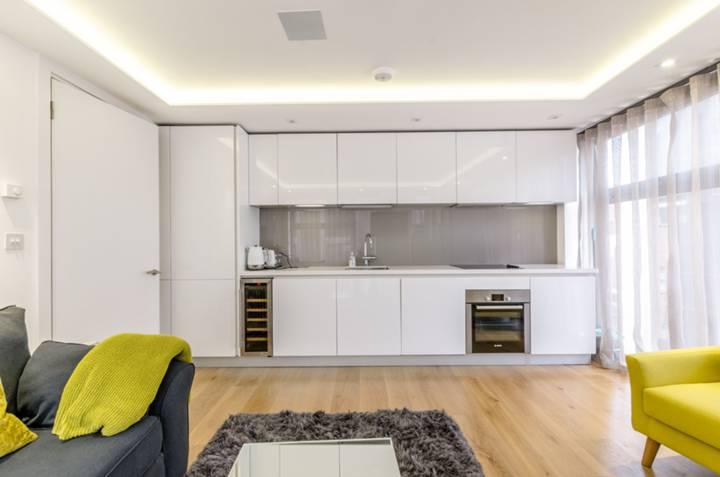 Kitchen in EC1V