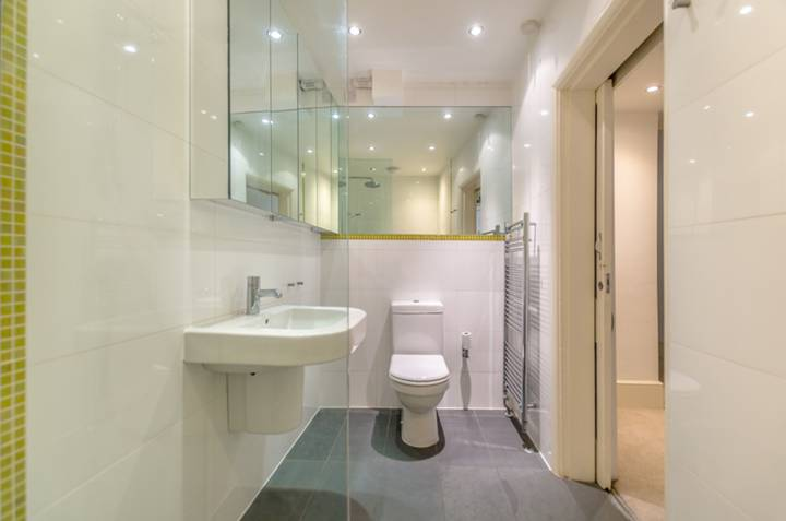 Shower Room in NW3