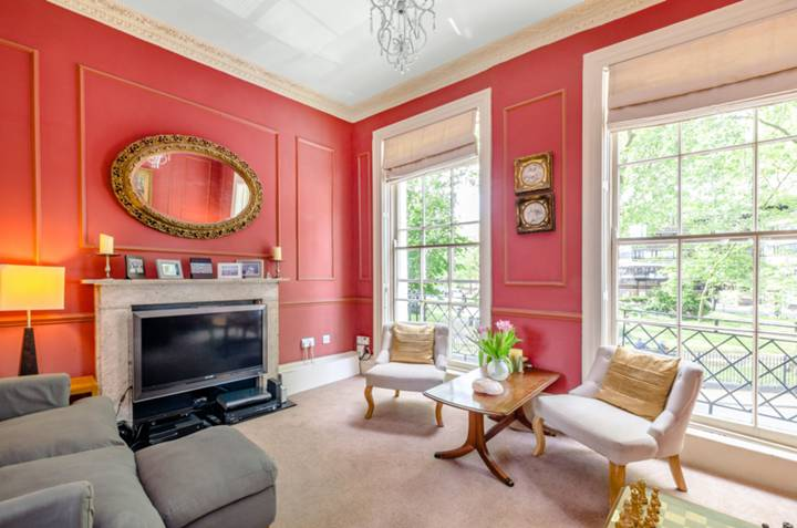 Reception Room in EC1V