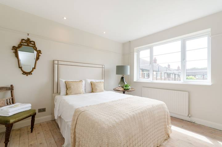Master Bedroom in SW20