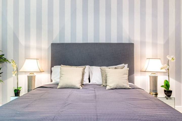 Bedroom in NW3