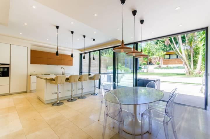 Kitchen in SW19