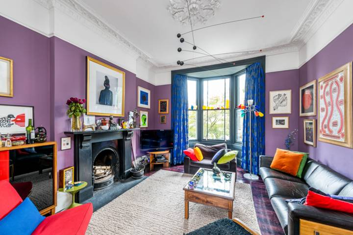 Double Reception Room in SW8