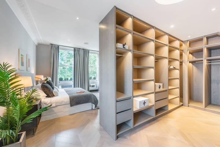 Master Bedroom in SW7