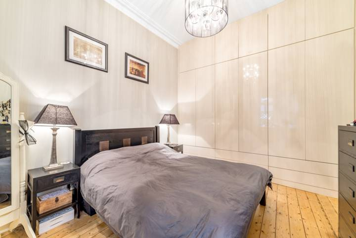 Bedroom in NW6