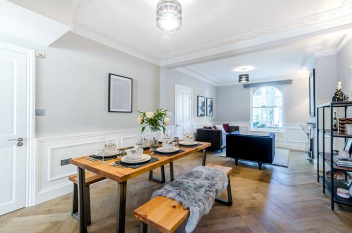 Double Reception Room in SE1