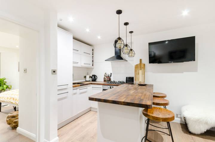 Kitchen in SE19