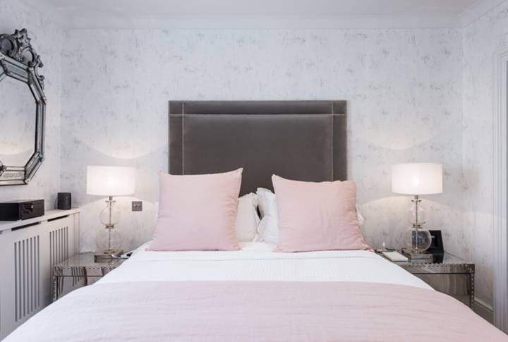 Master Bedroom in SW1W