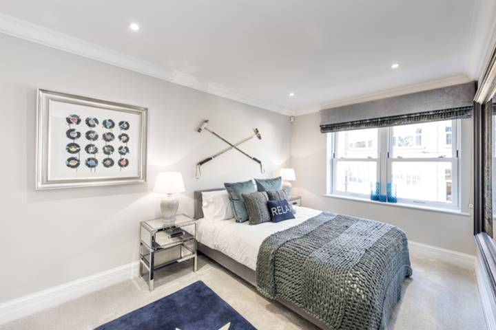 Third Bedroom in W4