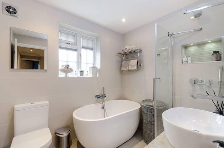 Bathroom in KT5