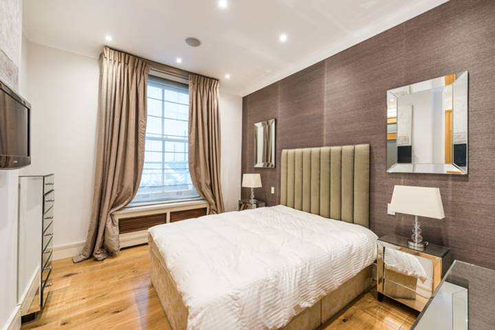 Second Bedroom in SW3