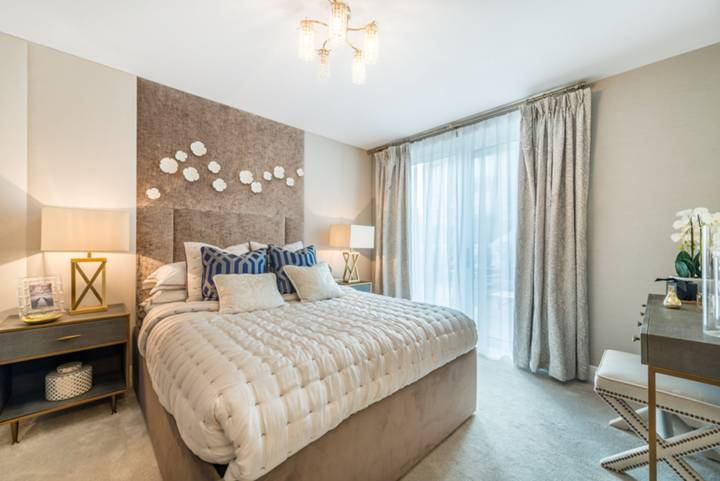 Master Bedroom in TW7