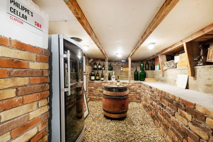 Cellar in SW4