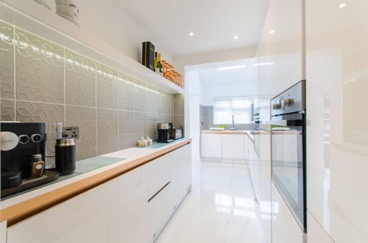 Kitchen in HA4