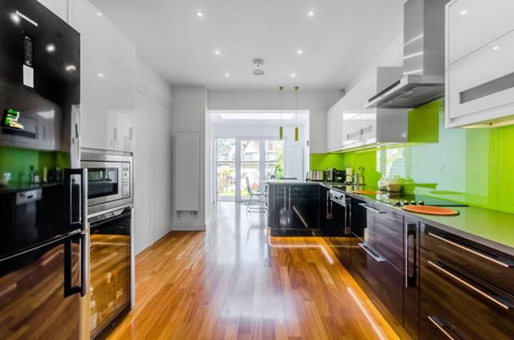 Kitchen in W13