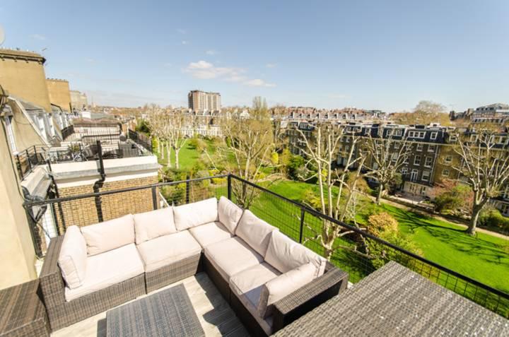 Terrace in W9