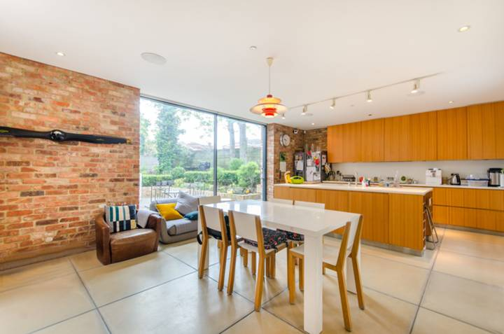 Kitchen in SW19