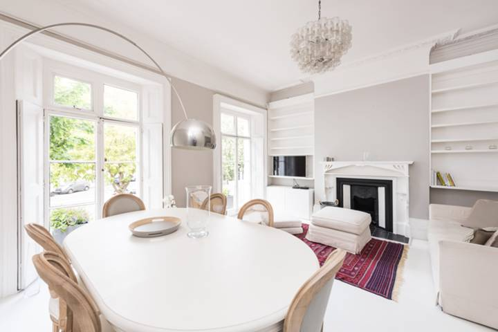 Reception Room/Dining Room in SW1V