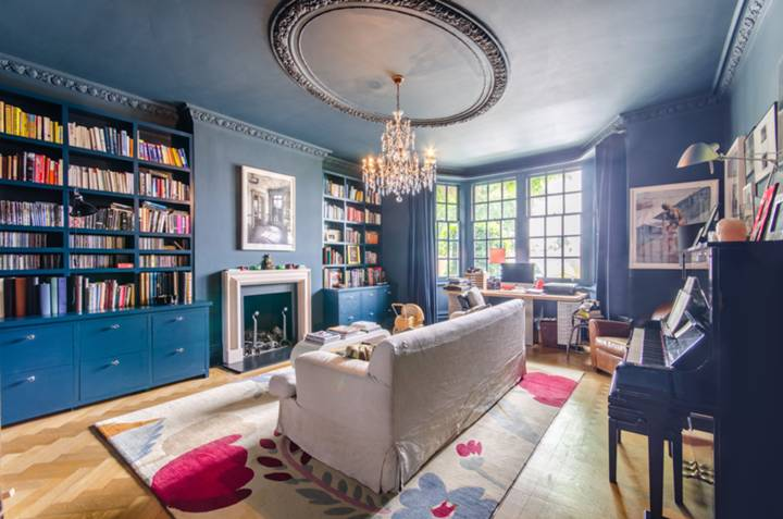 Reception Room in NW6