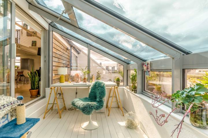 Conservatory in E14