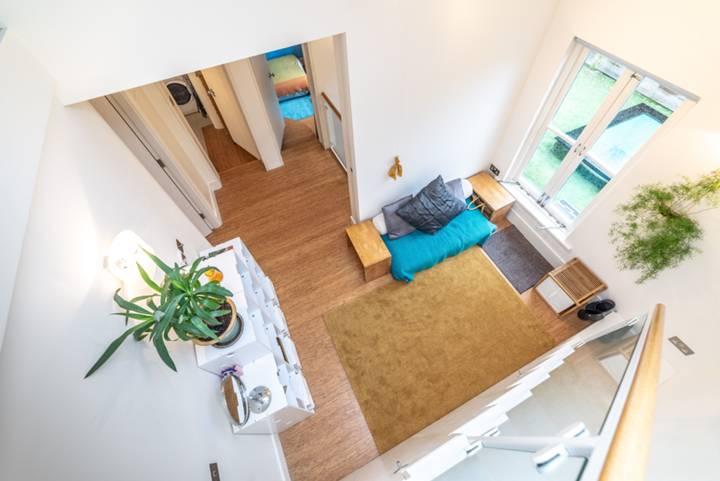 Bedroom in NW5