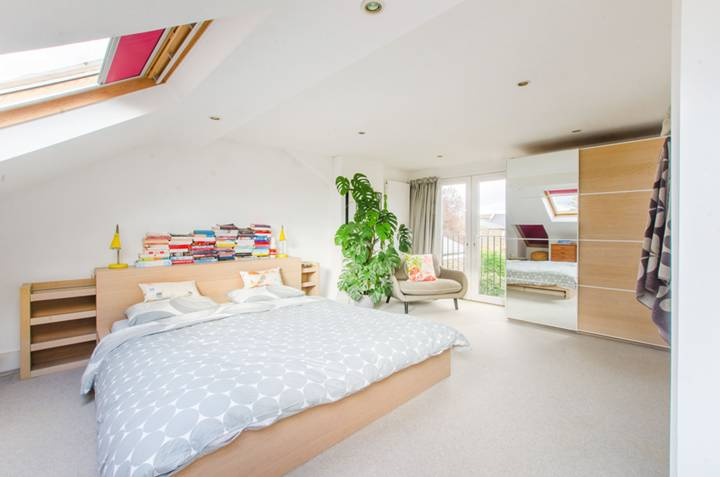 Master Bedroom in SE15