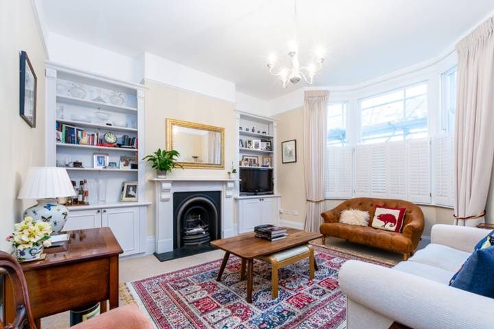 Reception Room in SW17