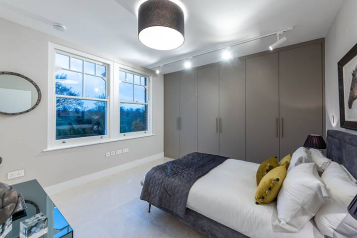 Master Bedroom in SW4