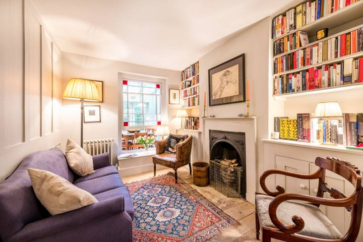 Second Reception Room in SE1