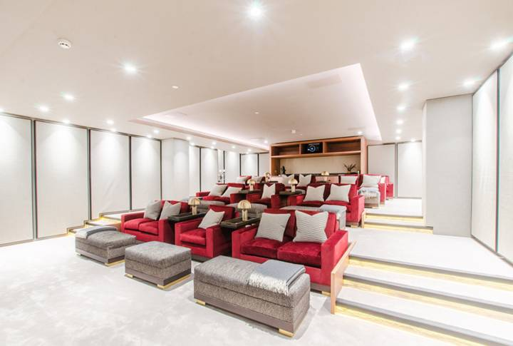 Cinema Room in SE1