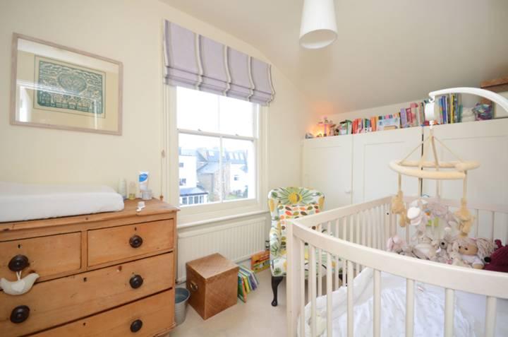 Third Bedroom in SW6