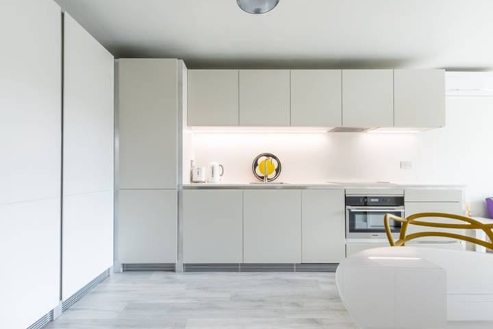 Kitchen in W1U