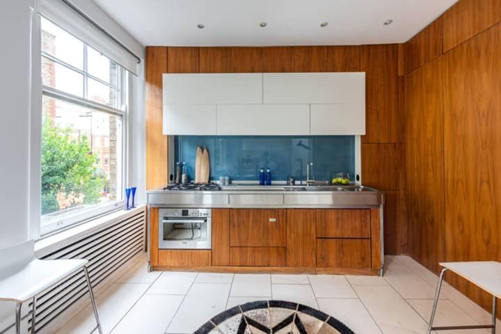 Open-Plan Kitchen in SW3