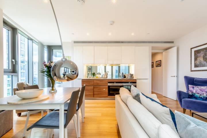 Kitchen/Dining Room in SW18