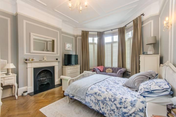 Bedroom in NW2