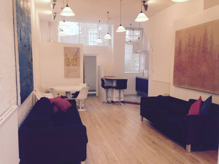 Studio Room in NW1