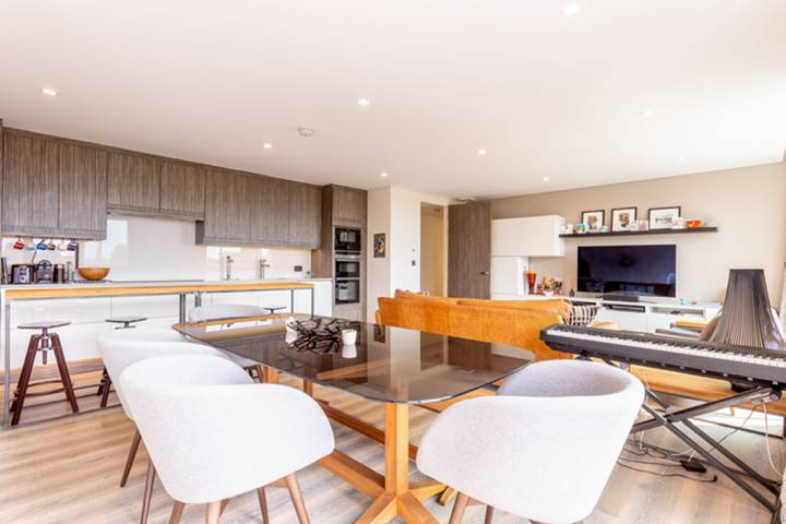 Kitchen in W6