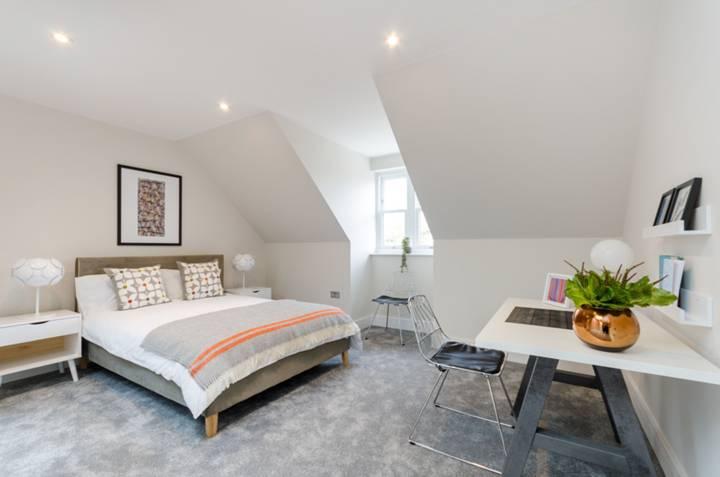 Master Bedroom in KT2