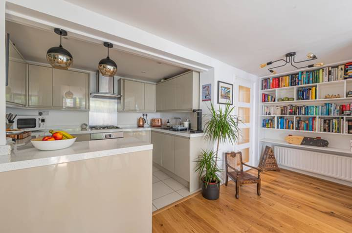 Kitchen in SE13
