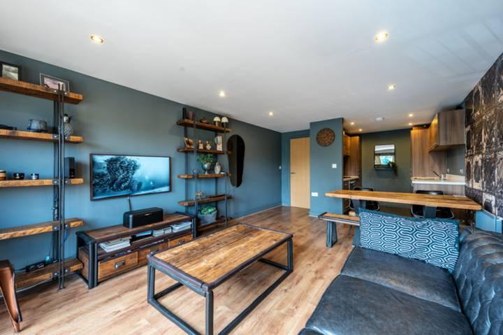 Reception Room in SM1