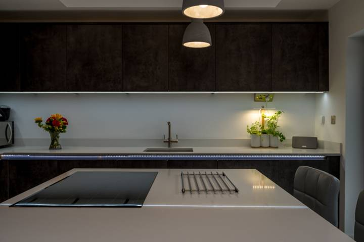 Kitchen/Family Room in GU3